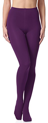 Merry style thermo collant per donna 24555 (prugna (24557), eu 44/46=it 50/52)