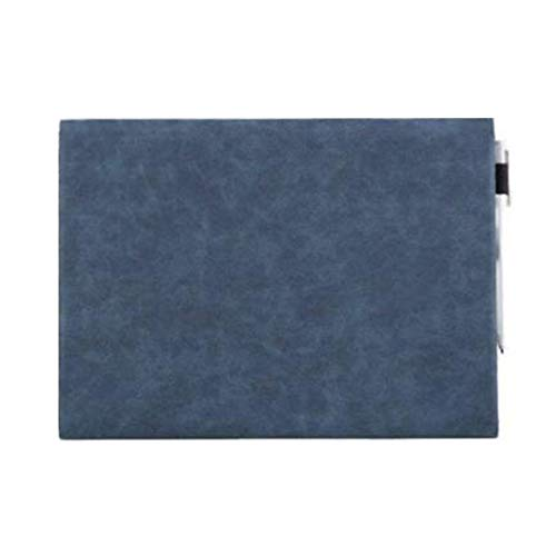 GELing Sleeve Hülle Ultrabook Laptop Tasche Kompatibel mit 12.3 Zoll Surface Pro4/5 12.3,Surface Pro3 12,Surface Go,Surface Pro6 12.3,Blau 2,Surface Pro3(29.6X21.5X2.8 cm)