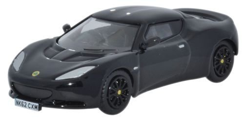oxford-diecast-76lev002-lotus-evora-black-by-oxford-diecast