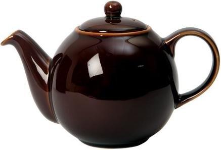 Dexam London Pottery Théière 4 tasses Marron