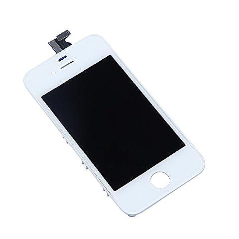 Display Einheit weiß, komplett für iPhone 4S