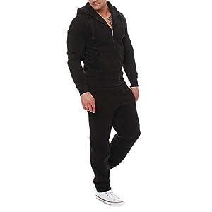 VRTUR Herren Trainingsanzug Sport Anzug Herbst Patchwork Reißverschluss Oben Hosen Sätze Sweatshirt Kapuzenpullover