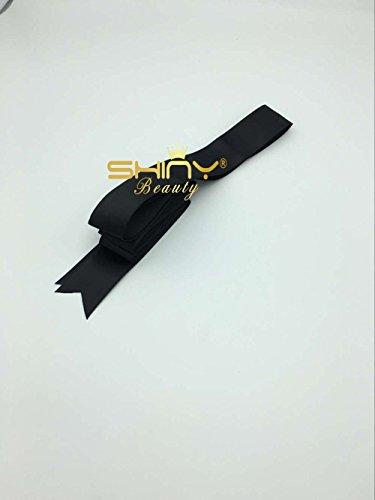 ShinyBeauty 40mm breites, farbenprächtiges Schleifenband, glatt, weich, fürs Bügeln geeignet,...