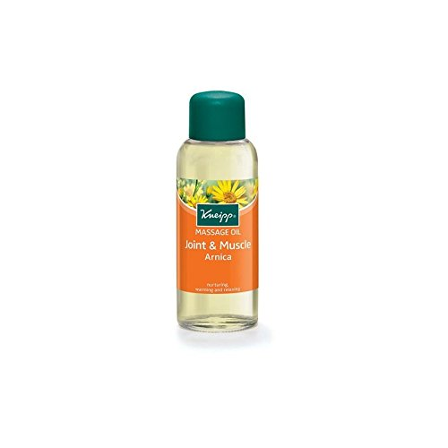 Kneipp Huile D'Arnica Articulaires Et Musculaires Massage (100 Ml)
