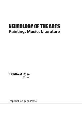 Neurology of the Arts: Painting, Music, Literature by F. Clifford Rose (2004-07-12)