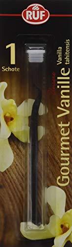 RUF Lebensmittelwerk Gourmet Vanille Schote, 4er Pack (4 x 3 g)