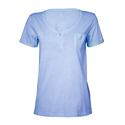 North Bend Mabel Tee Women T-Shirt Größe: M Farbe: 425 Blue Allure