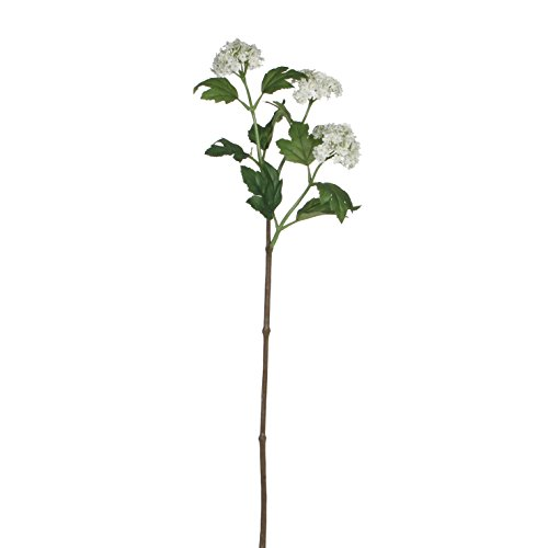 Mica Decorations 1005448 Fleurs Blanc