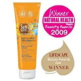 Lavera Sun Sensitiv Baby and Children Sun Screen SPF20 (75ml, 100% Mineral, Water Resistant)