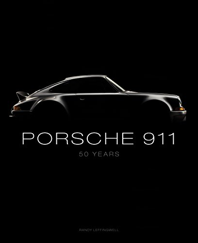 Porsche 911: 50 Years por Randy Leffingwell