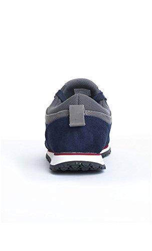 Ralph Lauren Polo Sneakers Ponteland Newport Blu/Grigio