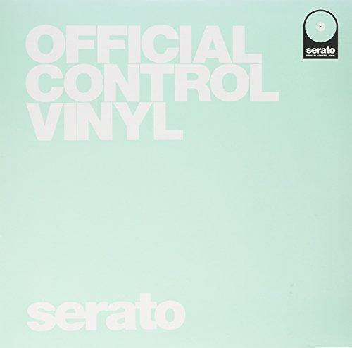 Price comparison product image SERATO Pair Vinyl Glow in the Dark