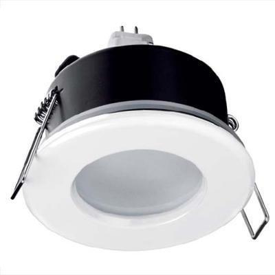 Onok - Foco empotrable fijo circular Estanco (Protección IP 65 especial para...