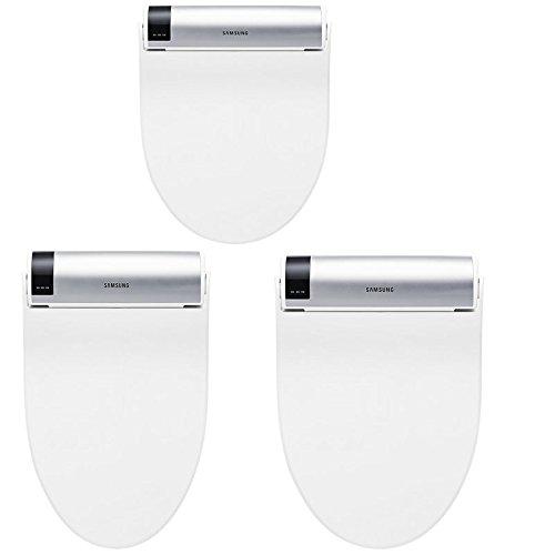 3ea von Samsung sbd-ab970s Dynamische Digitale Bidet WC-Sitz + Fernbedienung Dusch-Toilette, Edelstahl-Düse 220V Wholesales Semi Set