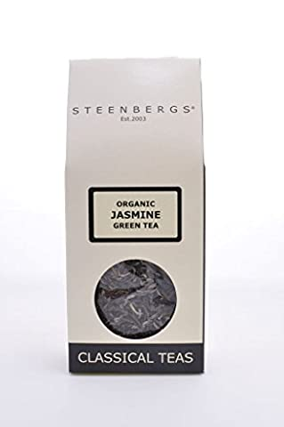 Organic Jasmine Green Tea - Loose