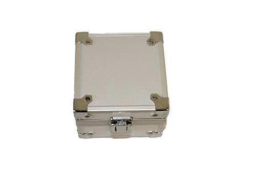 Military Watch Company MWC High Impact Schutz Edelstahl Reise/Aufbewahrung Uhrenbox