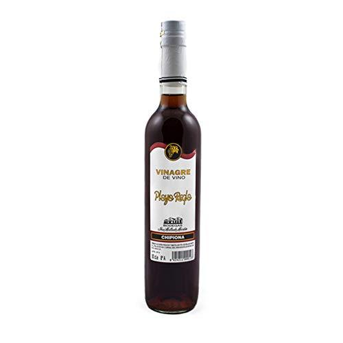 Vinagre de Reserva Gourmet, Playa de Regla envejecido en barrica de roble. Vinagre de jerez en botella de 500ml.