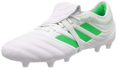 adidas Copa Gloro 19.2 Fg, Scarpe da Calcetto Indoor Uomo, Multicolore Limsol/Ftwbla 000, 42 EU