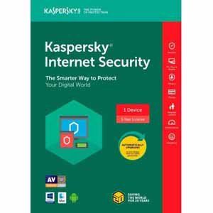 Kaspersky Internet Security 2018 – 1 PC / 1 Jahr [Per Email] [Download Version]