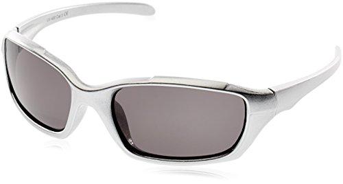 Dice Kinder Sonnenbrille, shiny alum silver, D03210-2