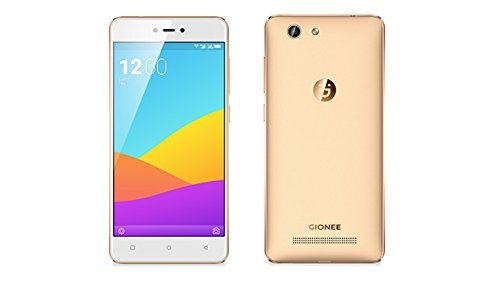 Gionee F103 Pro, Gold