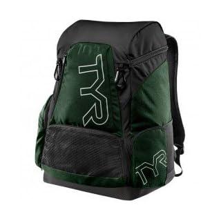TYR Unisex's Alliance Backpack, Evergreen/Black, Medium/45 Litre