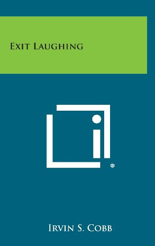 book cover of Exit laughing