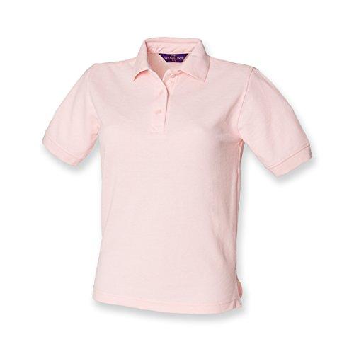 Henbury Damen Pique Polo Shirt (Golf-polo-shirt Jerzees)