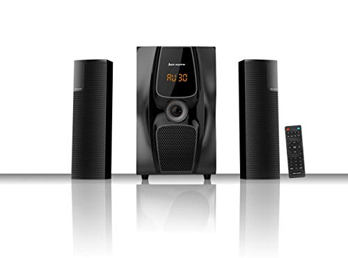 Jack Martin Z 5 Bluetooth / SD Card / USB 2.1 Home Theatre Speaker System with Built in FM Radio