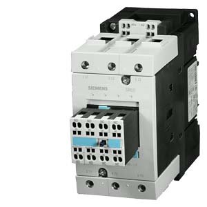 SIEMENS SIRIUS - CONTACTOR AC3 30KW/400V CORRIENTE CONTINUA 48V 3 POLOS TAMAñO S00-S12