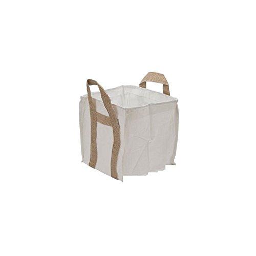 Silverline 497227 - Saco para escombros pequeño (450 x 450 x 450 mm)