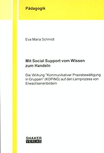 Mit Social Support vom Wissen zum Handeln - Die Wirkung