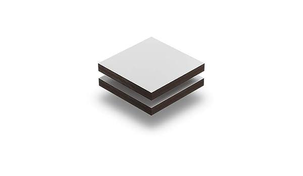 Trasparente 5 mm in taglio Plastica Platonline.de Piastre in vetro acrilico GS