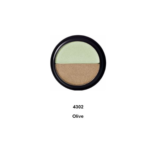 e.l.f. Essential Duo Eyeshadow - Olive