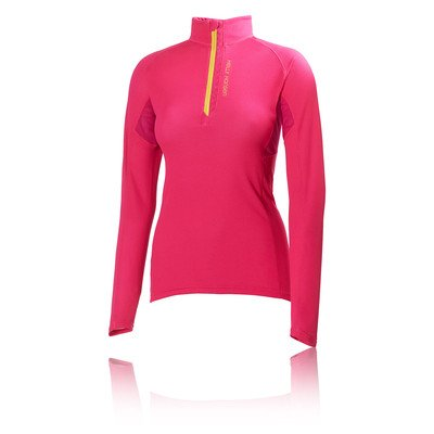 Helly Hansen Pace 1/2 Zip Lifa Flow Women's Manches Longues Top