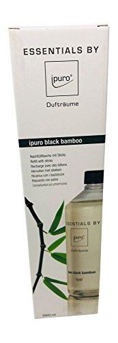 Ipuro Raumduft-Nachfüller Black Bamboo herb 1 Liter