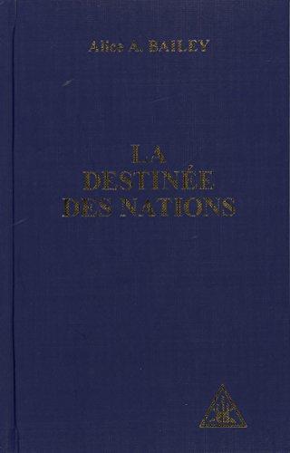 La destinée des nations