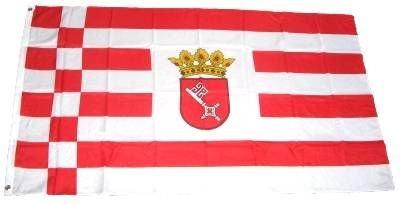 FahnenMax drapeau de brème 90 x 150 cm