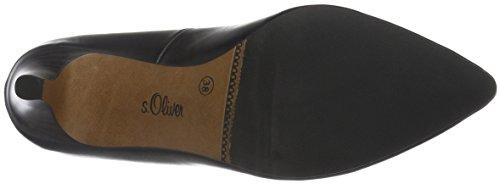 s.Oliver 22432, Scarpe con Tacco Donna Blu (NAVY 805)