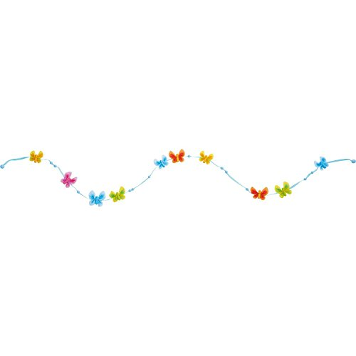 HABA 301521 Stoffgirlande Schmetterlingsfreund