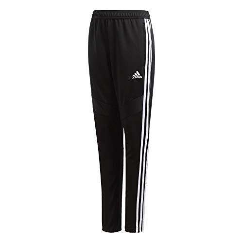 adidas TIRO19 TR Pants Black/White 11-12 Years