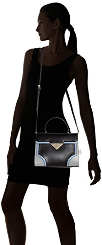 Tosca Blu  FOREST TEA, Sacs portés main femme Mehrfarbig (BLACK/LIGHT GREY 77G)