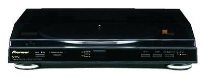 Pioneer PL-990 Giradischi stereo completamente automatico Nero/Black in offerta - Polaris Audio Hi Fi