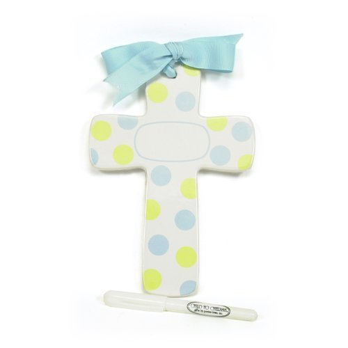 child-to-cherish-bubble-double-dot-cross-blue-yellow-discontinued-by-manufacturer-by-child-to-cheris