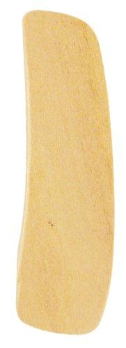 Rayher Hobby 6195600 Holz-Zahl, 6 cm, 1