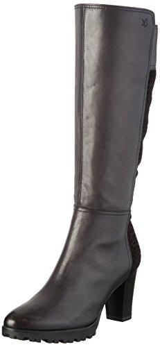 Caprice Damen 25602 Langschaftstiefel Grau (GREY MULTI 221)