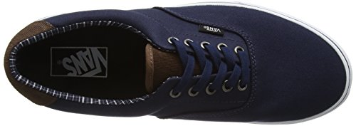 Vans Era 59, Baskets Basses Mixte Adulte Bleu Foncé (Dark Blue)