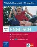 Englisch 6. Klasse, Vokabeln | Grammatik | Hörverstehen -