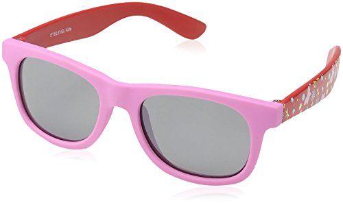EYELEVEL Baby-Girls Two Tone Tots Sunglasses, Pink, One Size