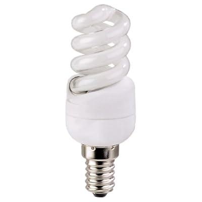 Xavax Energiesparlampe, 7W, E14, Vollspiral, Tageslicht von Xavax auf Lampenhans.de